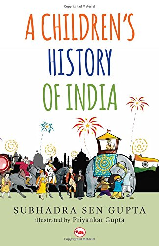 9788129134905: A Children's History of India