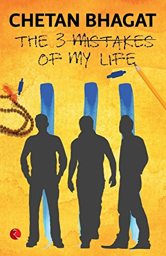 9788129135513: The 3 Mistakes of My Life (English)