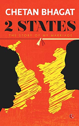 9788129135520: 2 States: The Story of My Marriage