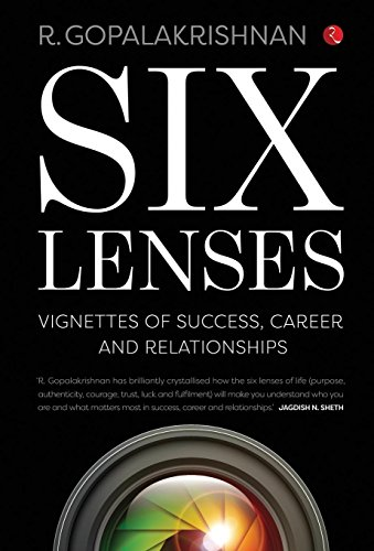 9788129135872: Six Lessons: Vignettes of Success, Career and Relationship