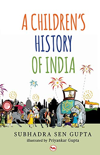 9788129136978: A Children's History of India