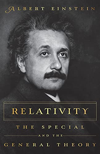 Relativity The Special And General Theory By Einstein First Edition