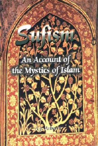 9788129200518: Sufism: An Account of the Mystics of Islam