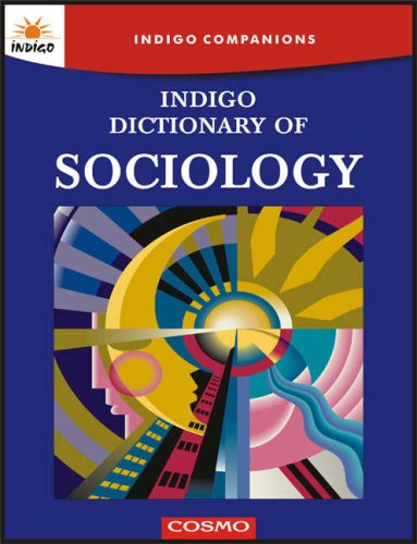 9788129201287: Indigo Dictionary of Sociology