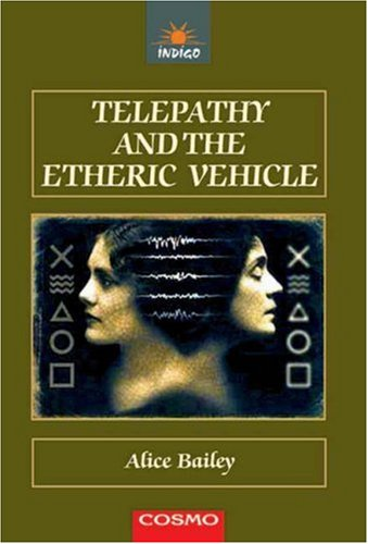 9788129201966: Telepathy and the Etheric Vehicle