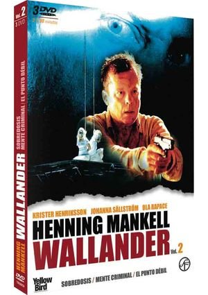 9788129300225: Special Edition * Henning Mankell: Wallander Boxed Set 2 * Spanish [Region 2 DVD] [Imported] (Spanish)