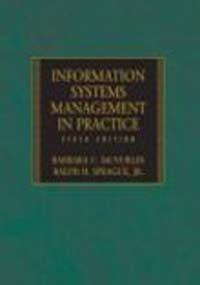 9788129702579: Information Systems Management in Practice