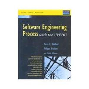 9788129703095: Software Engineering Process With The Upedu