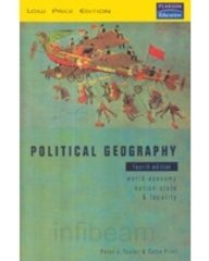9788129703156: Political Geography: World, Economy, Nation, State and Locality