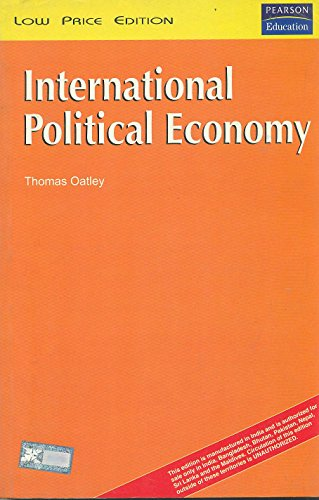 9788129704948: INTERNATIONAL POLITICAL ECONOMY
