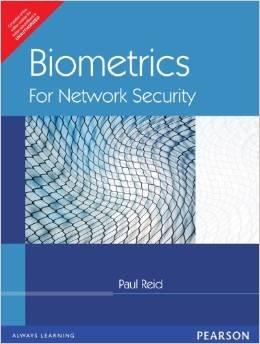 9788129705280: BIOMETRICS FOR NETWORK SECURITY