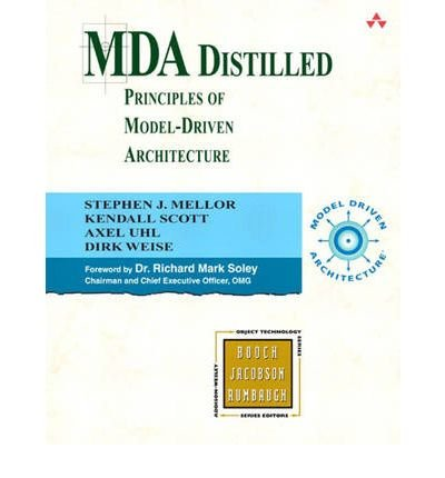 9788129705297: MDA Distilled Principles Of Model-Driven Architecture