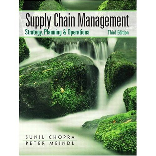 9788129709752: Supply Chain Management (3rd Edition)