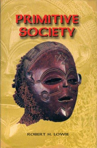9788130700083: Primitive Society