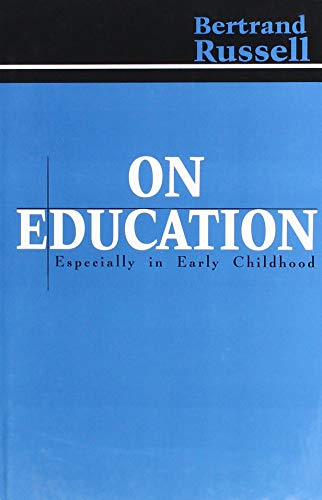9788130700182: On Education