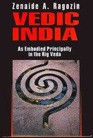 9788130700854: Vedic India: As Embodied Principally in the Rig Veda