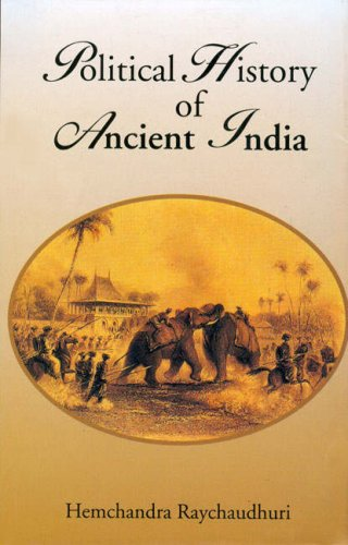 9788130702919: Political History of Ancient India