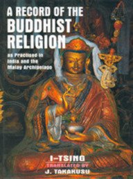 9788130702933: A Record of the Buddhist Religion