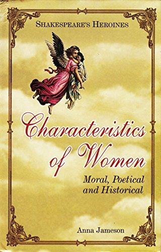 Characteristics of Women, 2 Vols: Anna Jameson