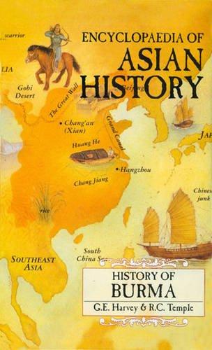 9788130704555: History of Burma