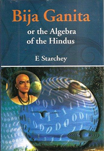Bija Ganita: Starchey E.