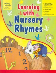 9788130900469: Learning with Nursery Rhymes