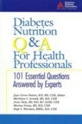 9788130901923: Diabetes Nutrition Q & A for Health Professionals