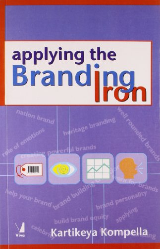 Applying the Branding Iron: Kartikeya Kompella