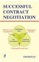 9788130902272: Successful Contract Negotiation