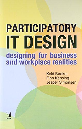 9788130903965: Participatory IT Design