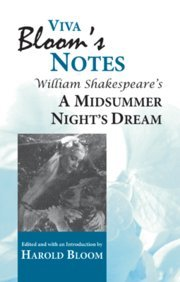 A Midsummer Night`s Dream: (Viva Bloom`s Notes): W. Shakespeare (Author),