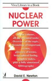 Nuclear Power: David E. Newton