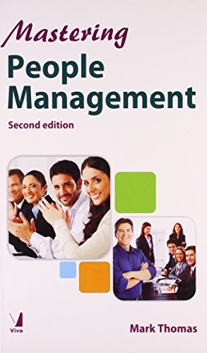 Mastering People Management, Second Edition: Mark Thomas