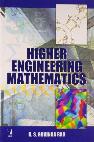 Higher Engineering Mathematics: H.S. Govinda Rao