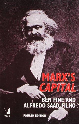 Marx?s Capital: Ben Fine
