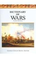 9788130907345: Dictionary of Wars, 3/e