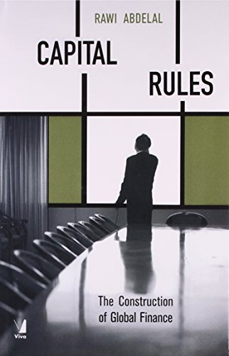 9788130907727: Capital Rules (The Construction Of Global Finance)