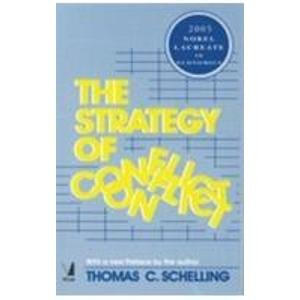 9788130909219: The Strategy of Conflict