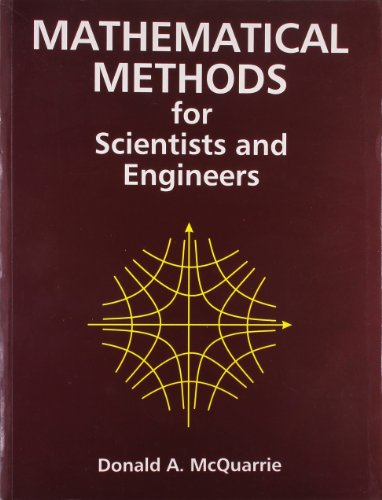9788130909974: Mathematical Methods for Scientists & Engineers