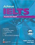 9788130911052: Achieve IELTS Practice Test Book, With 2 Audio CD's