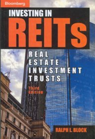 9788130911236: Investing In REITS, 3/e