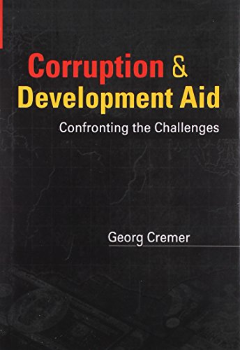 9788130912257: Corruption and Development Aid