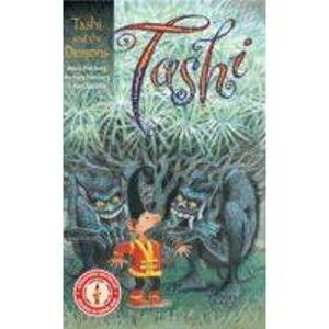 Tashi and the Demons: Anna Fienberg,Barbara Fienberg,Kim Gamble
