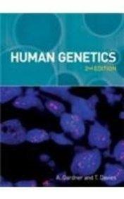 9788130913643: Human Genetics