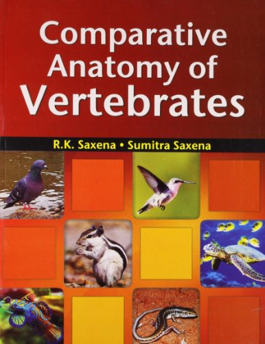 9788130915760: Comparative Anatomy of Vertebrates
