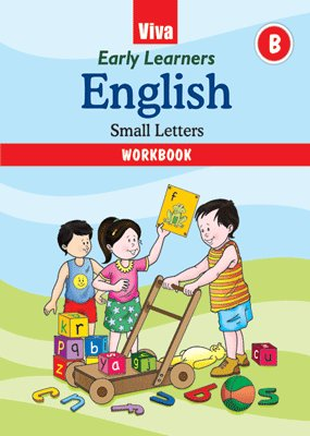 Early Learners English Small Letters Workbook-B: Roma Jain