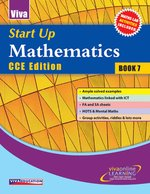 9788130916729: Viva Start Up Mathematics - Book 7 - CCE Edition