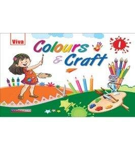 9788130916934: Colours & Craft - 1