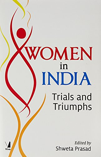 9788130917160: Women in India: Trials & Triumphs