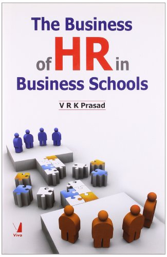 9788130917344: The Business of HR in Business Schools
